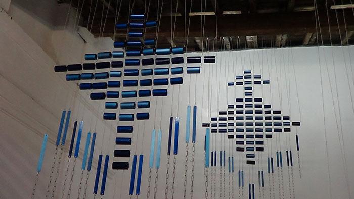 Parure & Armure . Julie Portal . Les Chattes du Cimetière . Galerie Laboratoire . Bordeaux