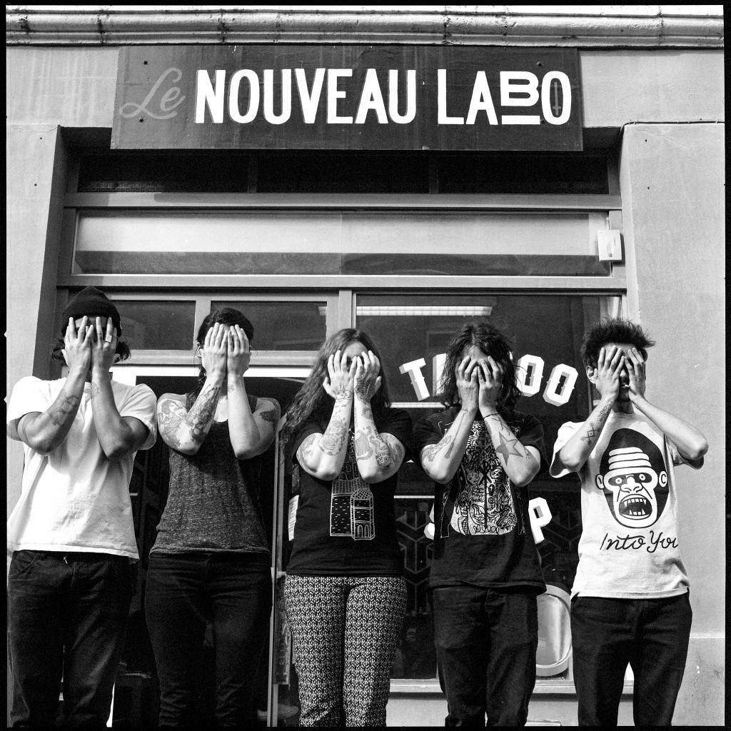 Le Nouveau Labo ©S.Goulvent