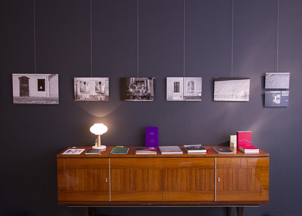 Le mobilier en partenariat avec DODA. © Pierre Lansac pour Happen