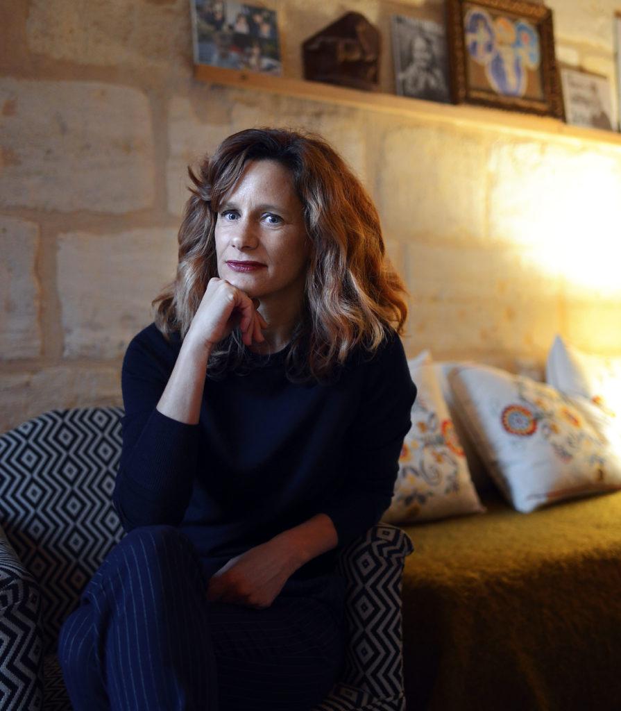 Hélène Soulier par Antoine Delage