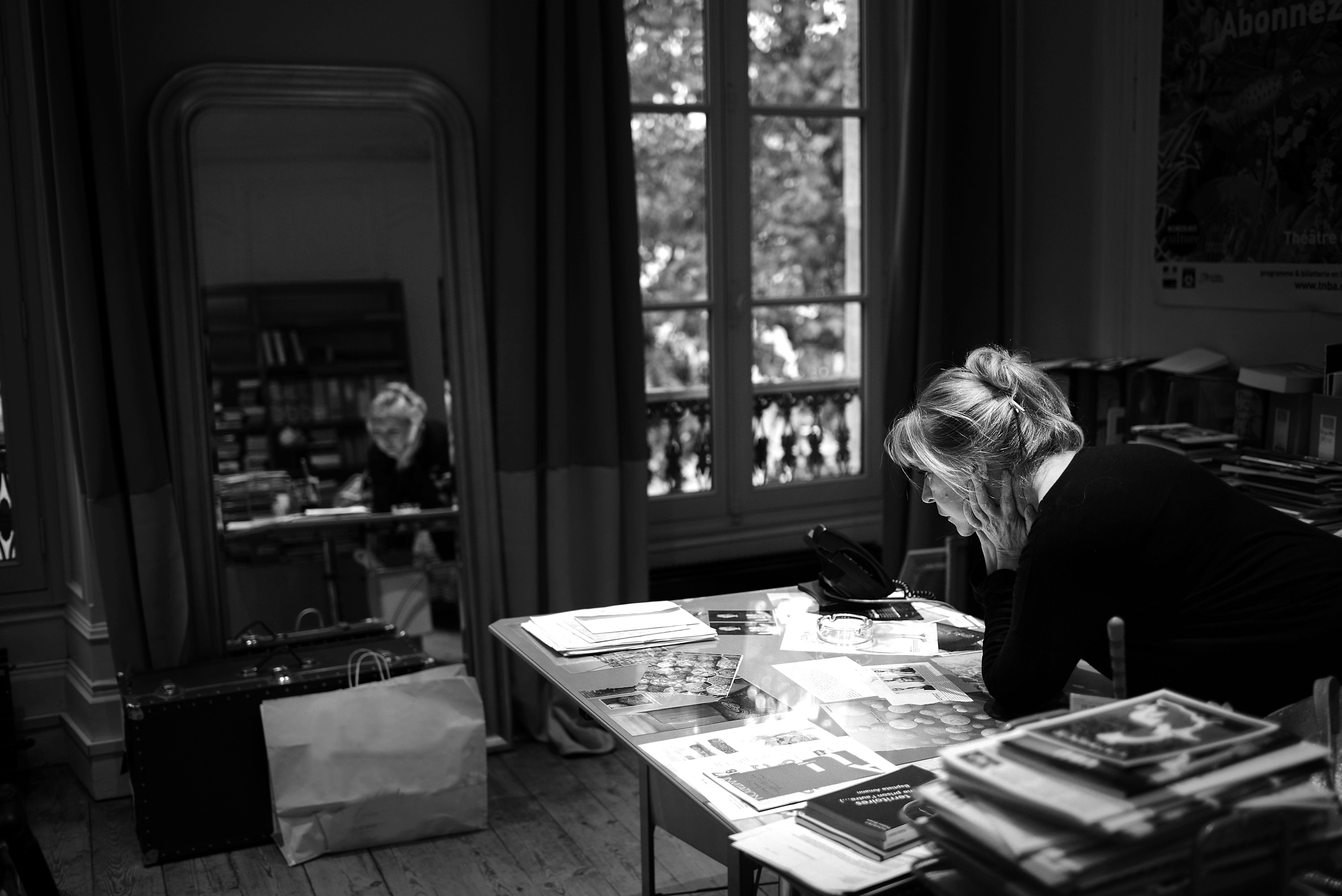 Catherine Marnas par Antoine Delage